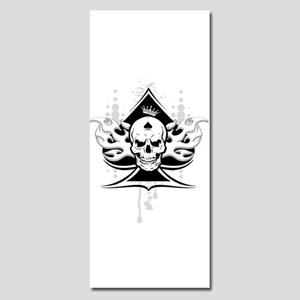 ace of spades skull Invitations
