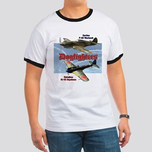 Dogfighters: P-40 vs Ki-43 Ringer T