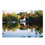 Fall At Jones Falls - Postcards (package Of 8)
