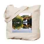 Fall At Jones Falls - Tote Bag
