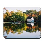 Fall at Jones Falls Mousepad