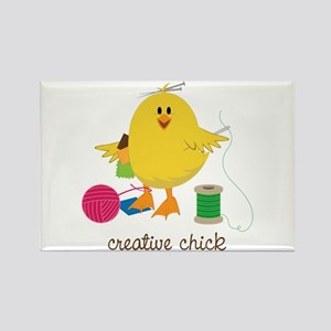 Creative Chick Magnets