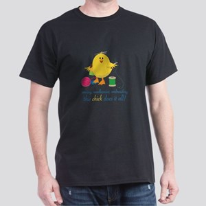 Does It All T-Shirt