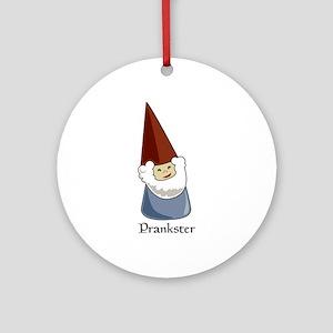 Prankster Ornament (Round)