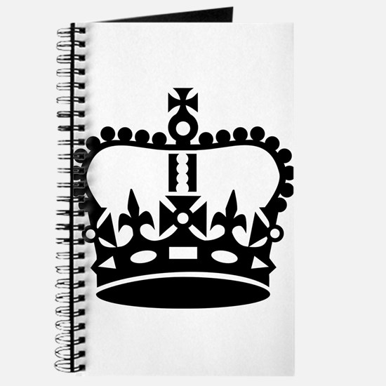 Black king crown Journal