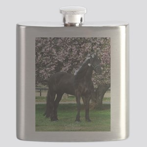 Friesian Sparkles Flask