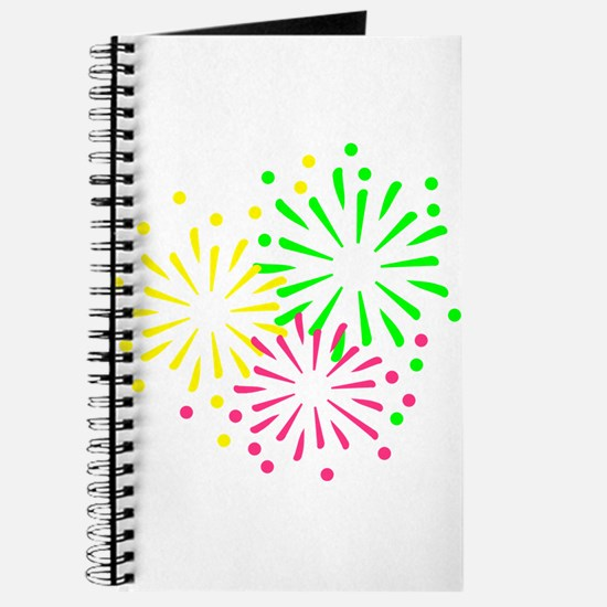 Colored Fireworks Journal