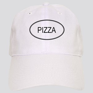 PIZZA (oval) Cap