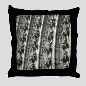 Angels and Saints Throw Pillow