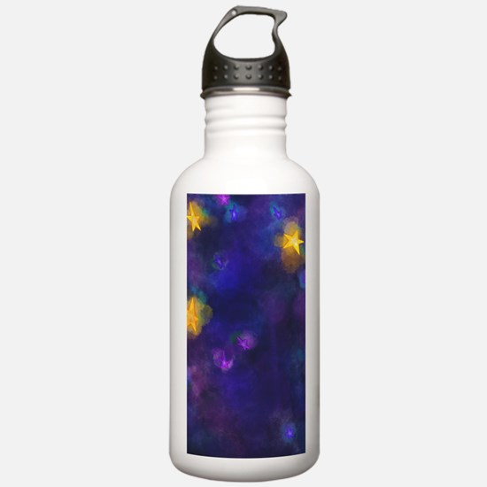 Cool Wishing angels Water Bottle