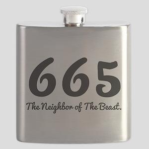 665 Flask