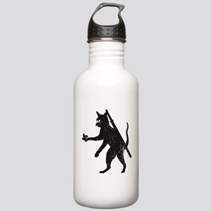 Ninja Cat Stainless Water Bottle 1.0L