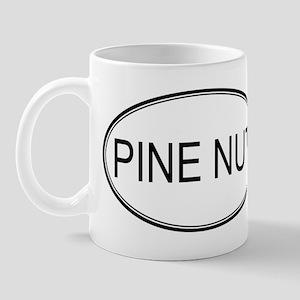 PINE NUT (oval) Mug