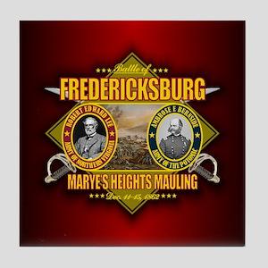 Fredericksburg (battle)1 Tile Coaster