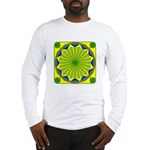 Window Flower 00 Long Sleeve T-Shirt