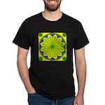 Window Flower 00 Dark T-Shirt