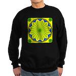 Window Flower 00 Sweatshirt (dark)