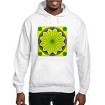 Window Flower 00 Hooded Sweatshirt
