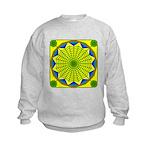 Window Flower 00 Kids Sweatshirt