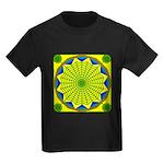 Window Flower 00 Kids Dark T-Shirt