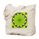 Window Flower 00 Tote Bag