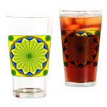 Window Flower 00 Drinking Glass