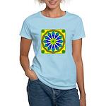 Window Flower 07 Women's Light T-Shirt
