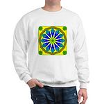 Window Flower 07 Sweatshirt