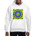 Window Flower 07 Hooded Sweatshirt