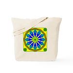 Window Flower 07 Tote Bag