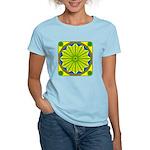 Window Flower 06 Women's Light T-Shirt
