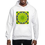 Window Flower 06 Hooded Sweatshirt