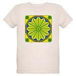 Window Flower 06 Organic Kids T-Shirt