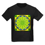 Window Flower 06 Kids Dark T-Shirt