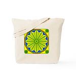 Window Flower 06 Tote Bag