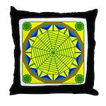 Window Flower 05 Throw Pillow