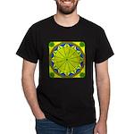 Window Flower 05 Dark T-Shirt
