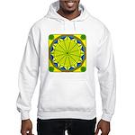 Window Flower 05 Hooded Sweatshirt