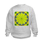 Window Flower 05 Kids Sweatshirt