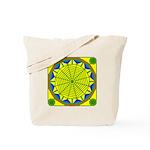 Window Flower 05 Tote Bag