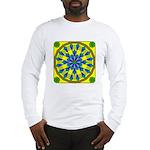 Window Flower 04 Long Sleeve T-Shirt