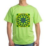 Window Flower 04 Green T-Shirt