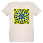 Window Flower 04 Organic Kids T-Shirt