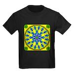 Window Flower 04 Kids Dark T-Shirt