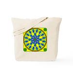 Window Flower 04 Tote Bag