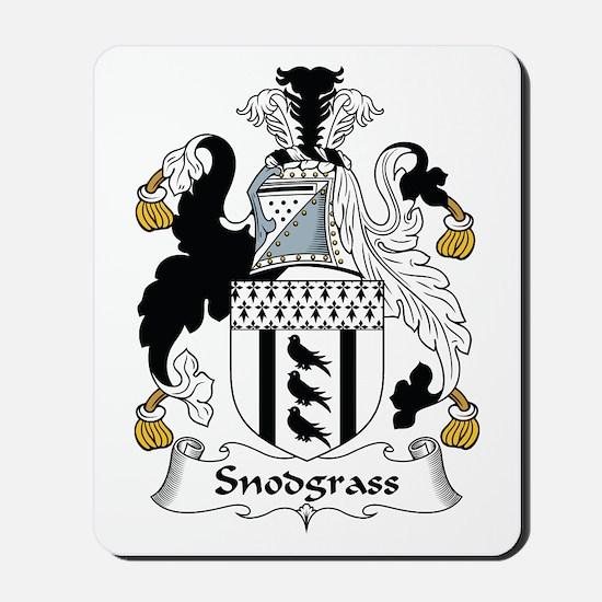 Snodgrass Mousepad