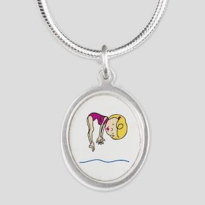 Diver Jump Necklaces