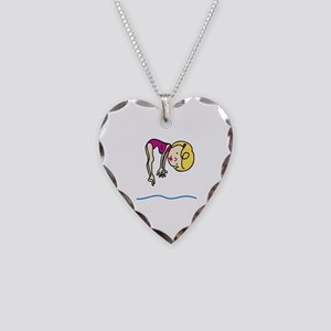 Diver Jump Necklace