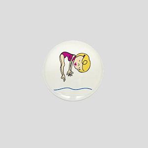 Diver Jump Mini Button