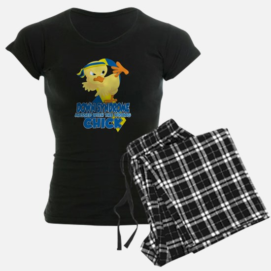 Down Syndrome Messed With Th Pajamas